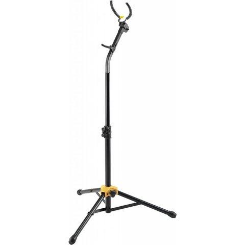 Hercules DS730B Auto Grip Alto/Tenor Sax Stand (Tall)