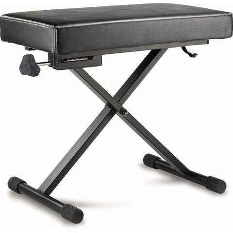 Hercules KB200B Ez Height Adjustable Keyboard Bench