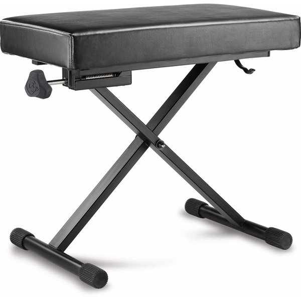 Hercules Hercules KB200B Ez Height Adjustable Keyboard Bench