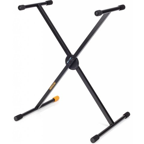 Hercules KS110B Ez-Lok Single X Keyboard Stand