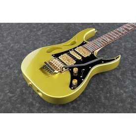 Ibanez PRESALE! New 2020 Ibanez PIA3761SDG Steve Vai Signature 6 String w Case Sun Dew Gold