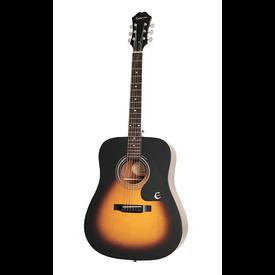 Gibson Epiphone EA10VSCH1 DR-100 Vintage Sunburst Chrome Hardware