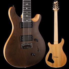 PRS PRS Paul Reed Smith SE Mark Holcomb 7 String, Walnut / Satin 095 7lbs 4.4oz