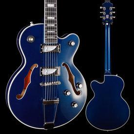 Epiphone Epiphone ETUESBMNH1 Uptown Kat ES Sapphire Blue Metallic 203 7lbs 5.8oz