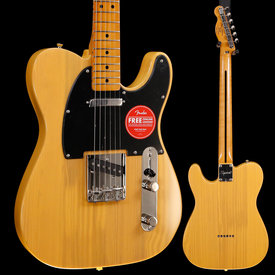 Squier Squier Classic Vibe '50s Telecaster, Butterscotch Blonde CGRJ19001869 9lbs 7.8oz