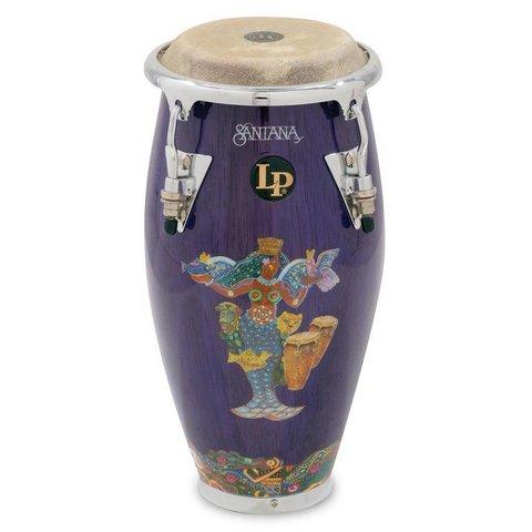LP Santana Mini Tunable Conga Indigo