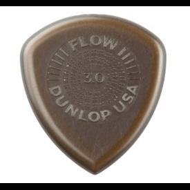 Jim Dunlop Dunlop 547R3.0 Flow Jumbo Grip Picks - 12 Pc