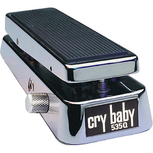 Jim Dunlop Dunlop 535Q-C Crybaby Q-Chrome