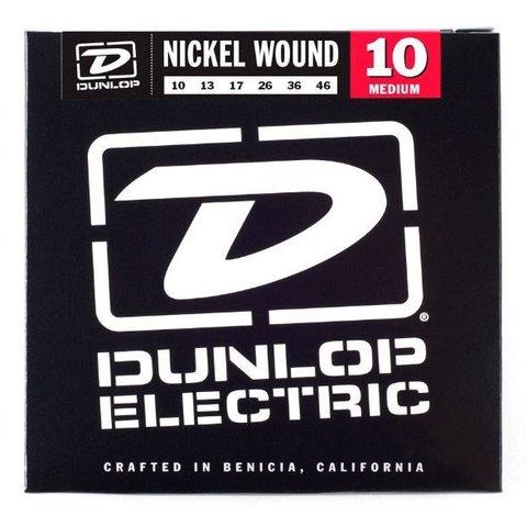 Dunlop DEN1046 Electric Guitar Strings, Medium, 10-46