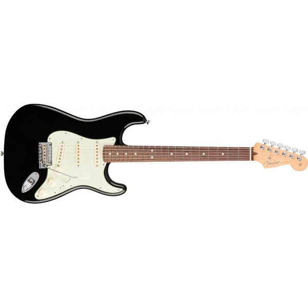Fender American Pro Stratocaster, Rosewood Fingerboard, Black