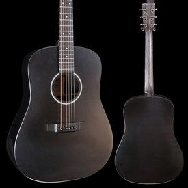Martin Martin D-X1E Black X Series w Gig Bag 593 5lbs 1.1oz