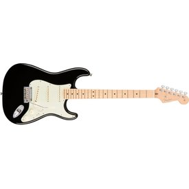 Fender American Pro Stratocaster, Maple Fingerboard, Black