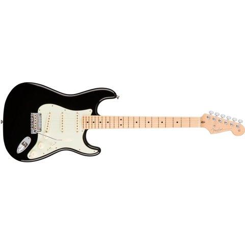 American Pro Stratocaster, Maple Fingerboard, Black