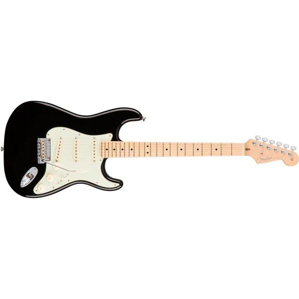 Fender American Pro Stratocaster, Maple Fingerboard, Black