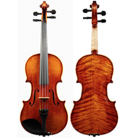 Krutz Krutz 300 Series Violin 4/4 w Case & Bow VOS