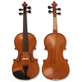 Krutz Krutz 100 Series Violin 4/4 w Case & Bow PWB