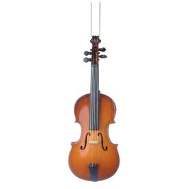 Music Treasures Co. Cello Ornament 5""