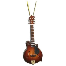 Music Treasures Co. Mandolin Ornament Size 5""