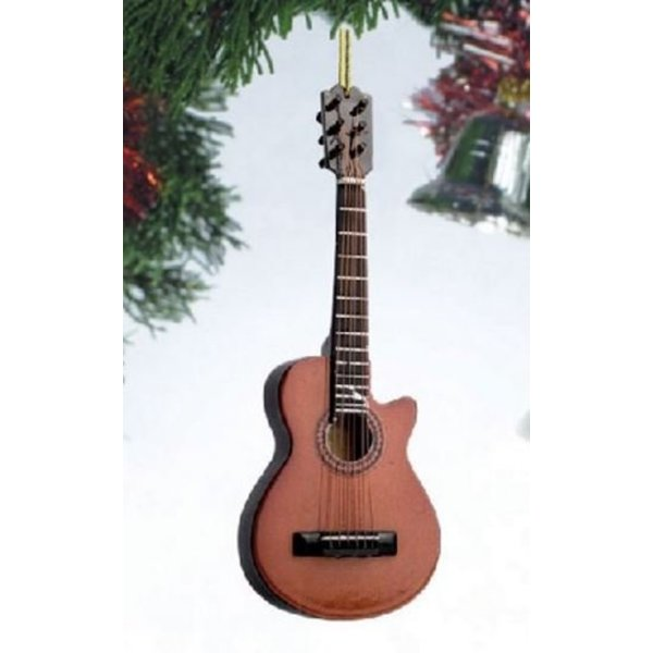 "Music Treasures Co. Acoustic Guitar Ornament 5"""