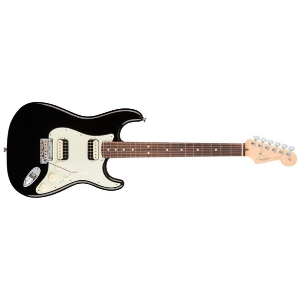 Fender American Pro Stratocaster HH Shawbucker, Rosewood Fingerboard, Black