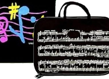 Musical Totes Bags