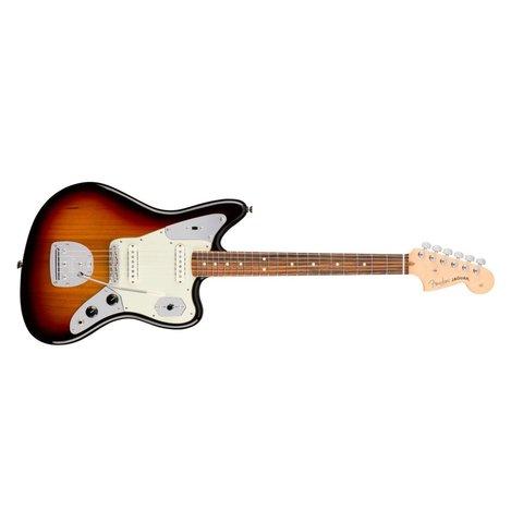 American Pro Jaguar, Rosewood Fingerboard, 3-Color Sunburst