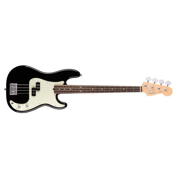 Fender American Pro Precision Bass, Rosewood Fingerboard, Black