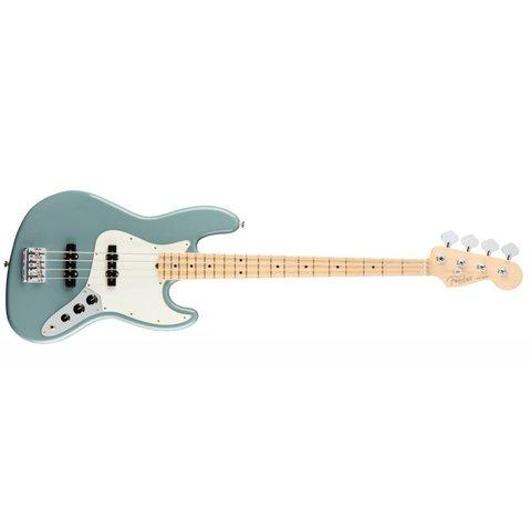 American Pro Jazz Bass, Maple Fingerboard, Sonic Gray