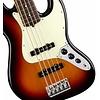 American Pro Jazz Bass V, Rosewood Fingerboard, 3-Color Sunburst