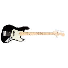Fender American Pro Jazz Bass V, Maple Fingerboard, Black