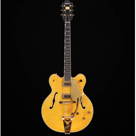 Gretsch Guitars Gretsch Players Ed Country Gentleman, Flame Maple AS JT18020691 7lbs 6.7oz USED