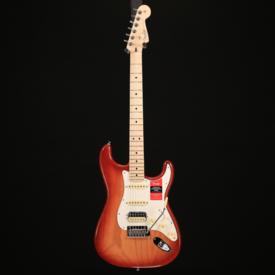 Fender American Pro Stratocaster HSS Shawbucker, Sienna Sunburst US19024937 8lbs 2.9oz