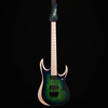 Ibanez RGDIX6MPBSBB Iron Label 6str, Surreal Blue Burst 681 6lbs 8.8oz