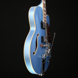 Ibanez Ibanez AFS75TSTF Artcore 6str, Steel Blue Flat 472 6lbs 2.7oz
