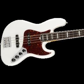 Fender Fender American Ultra Jazz Bass, Rosewood Fingerboard, Arctic Pearl