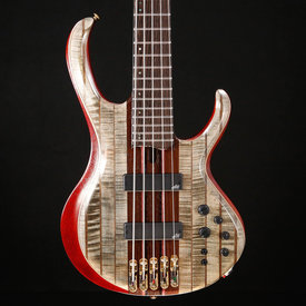 Ibanez Ibanez BTB1935BIL BTB Series Bass w Bag, Black Ice Low Gloss 734 9lbs 9oz