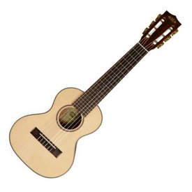 Kala Kala KA-GL-KOA-E Guitarlele 6-String Ukulele w/EQ, Satin/Solid Spruce/Koa