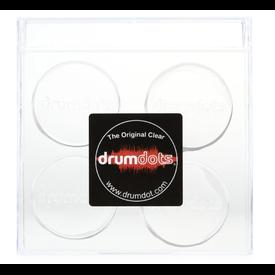 Drumdots Drumdots Original 4-Pack DD4 Drum Dampeners