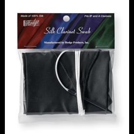 Harris Teller Hodge Bb Clarinet Silk Swab Black