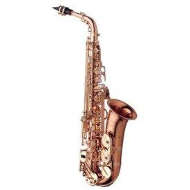 Yanagisawa Yanagisawa AW020PG Professional Eb Alto Saxophone, Bronze, Pink Gold Plated
