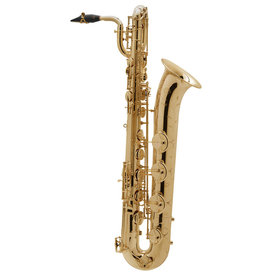 Selmer Paris Selmer Paris 66AFJS Series III Jubilee Eb Baritone Saxophone, Silver Plated