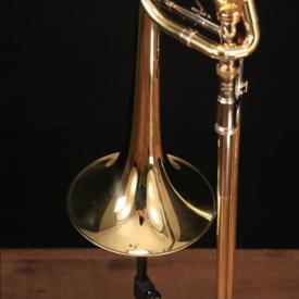 Bach Bach 42AF Stradivarius Professional Tenor Trombone, Standard Finish S/N 216523