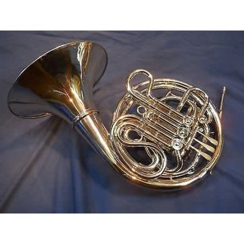 Conn 7DS Double French Horn, Screw Bell