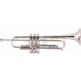 Bach Bach LT190SL1B Stradivarius Commercial Profes Bb Trumpet .462'' Bore Silver Pltd