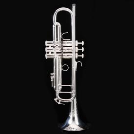 Bach Bach 190S37 Stradivarius 50th Anniversary Profess Bb Trumpet Silver Plated