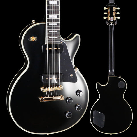 Epiphone Inspired by 1955 Les Paul Custom Ebony 045 8lbs 9.4oz