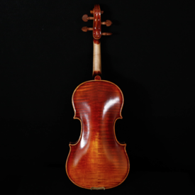 Melody Music Shop LLC Melody Concert Master 4/4 Violin #100104 w/ Carved Fittings
