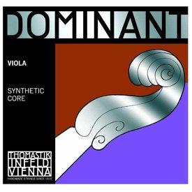 Thomastik Thomastik-Infeld 141 Dominant Synthetic Core Viola Strings, Medium, 4/4 Scale