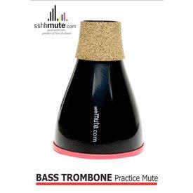 Sshh Sshhmute Bass Trombone Practice Mute