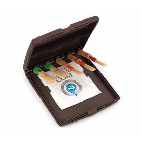 Rico Rico Reed Storage Case with Humidity Control Pack for Oboe and Bassoon